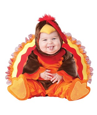 Lil Gobbler Infant / Toddler Costume