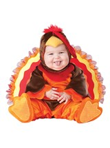 Click Here to buy Lil Gobbler Baby & Toddler Costume from BuyCostumes