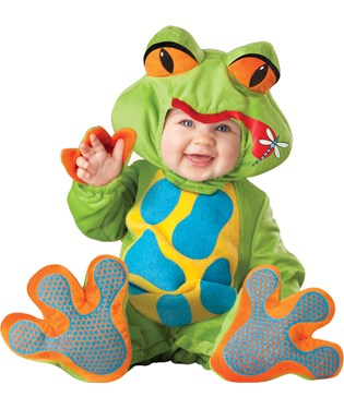 Lil Froggy Infant / Toddler Costume