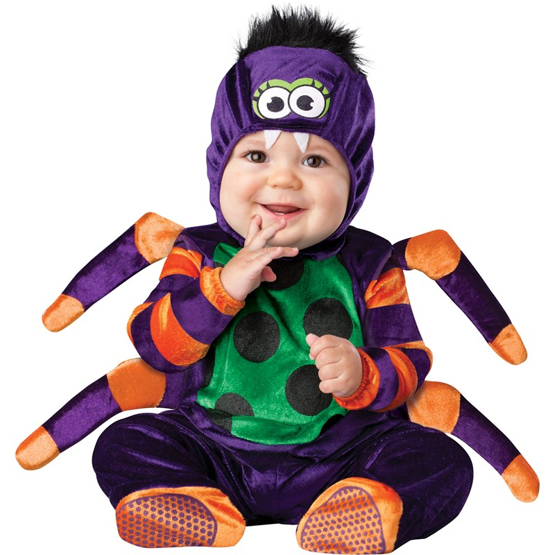 Itsy Bitsy Spider Infant  and  Toddler Costume for the 2015 Costume season.