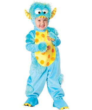 Lil Monster Toddler Costume