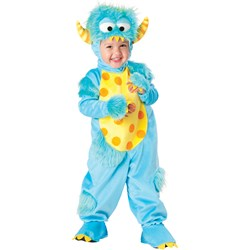 Lil' Monster Toddler Costume