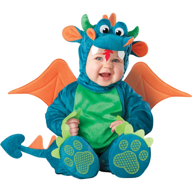 Dinky Dragon Infant  and  Toddler Costume for the 2015 Costume season.