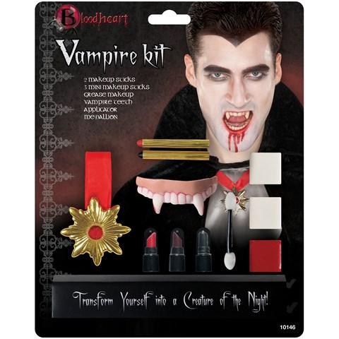 Deluxe Vampire Makeup Kit (Adult)