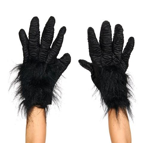 Deluxe Hairy Gorilla Hands (Adult)