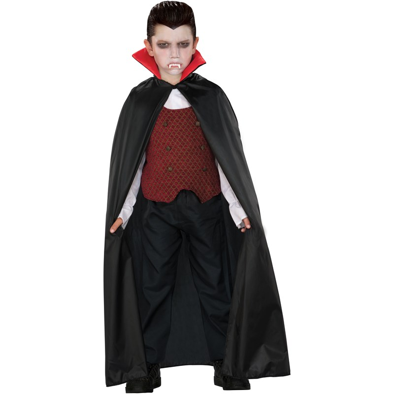 Vampire Cape (Child) for the 2015 Costume season.