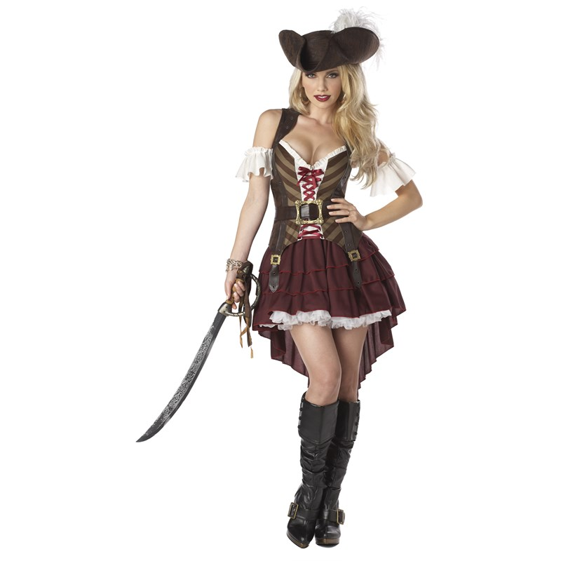 Sexy Swashbuckler Adult Costume for the 2015 Costume season.