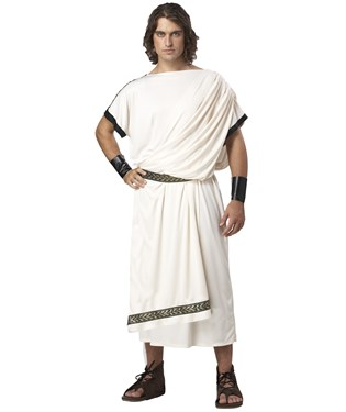 Deluxe Classic Toga Male Adult Costume