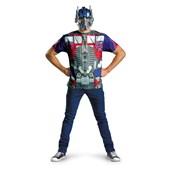 Transformers 3 Dark Of The Moon Movie - Optimus Prime Adult Costume Kit