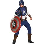 Captain America Movie - Captain America Prestige Adult Costume