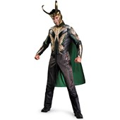 Thor Movie - Loki Deluxe Adult Costume