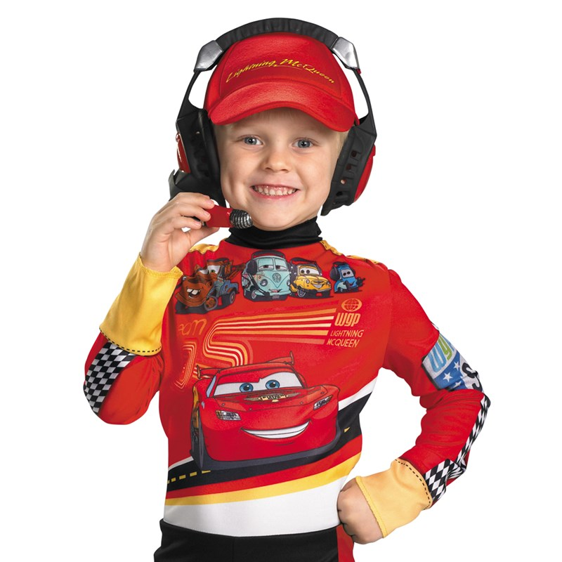 Cars 2   Headset (Child) for the 2015 Costume season.