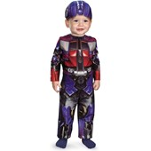 Optimus Prime Infant Costume