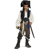 PPirates of the Caribbean 4 On Stranger Tides - Captain Jack Sparrow Child Costume