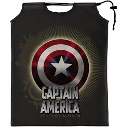 Captain America Movie - Drawstring Treat Sack