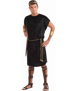 Black Tunic Adult Costume