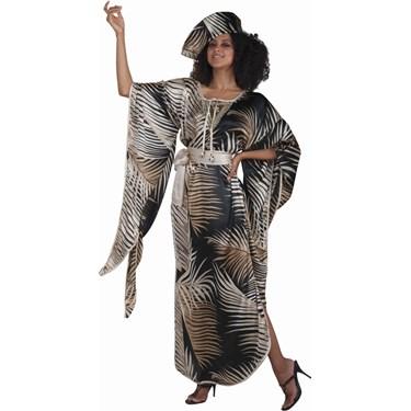 African Queen Adult Costume