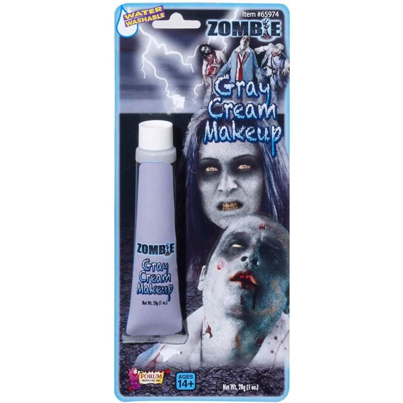 Zombie Grey Makeup Tube for the 2015 Costume season.