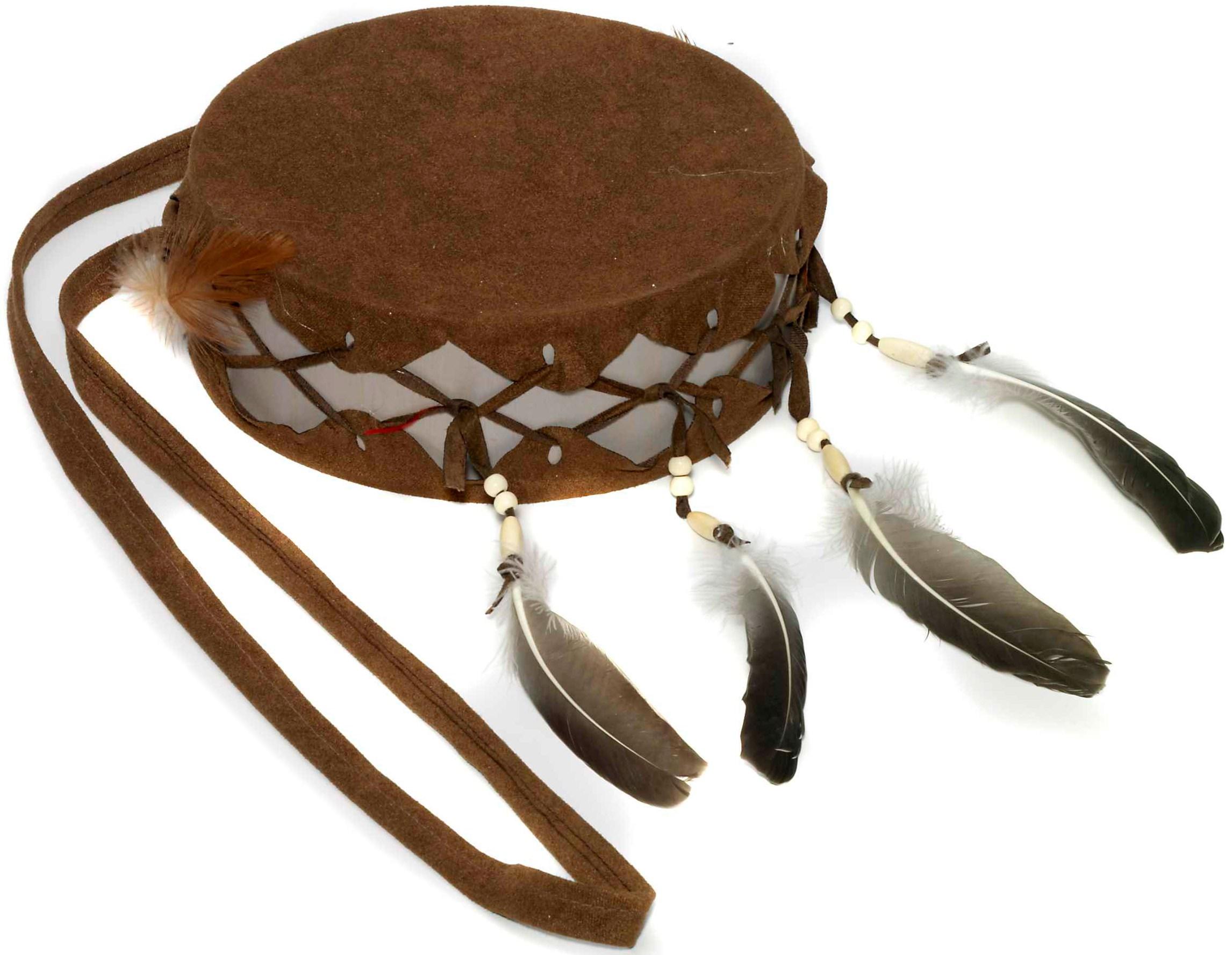 Large Native Drum