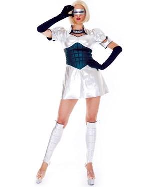 RoboCop - Robo Babe Adult Costume
