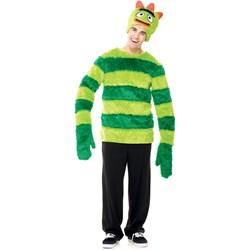 Yo Gabba Gabba - Brobee Adult Costume