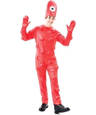 Yo Gabba Gabba! - Muno Adult Costume