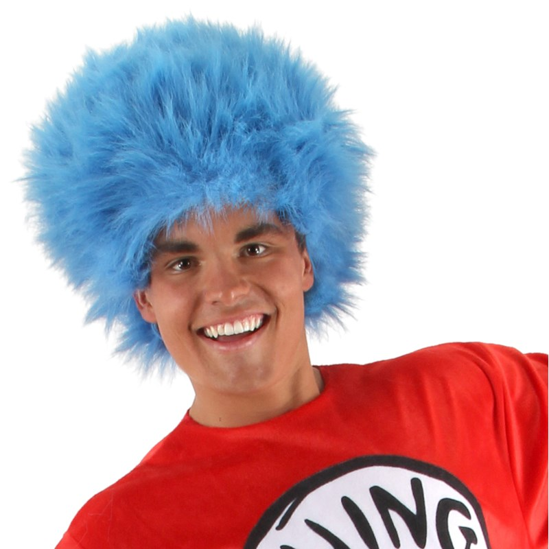 Dr. Seuss The Cat in the Hat   Thing 1 and Thing 2 Wig (Adult) for the 2015 Costume season.