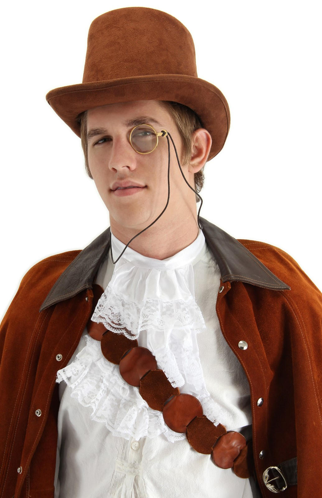 Steampunk Monocle Adult