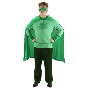 Weed Man Adult Costume Kit