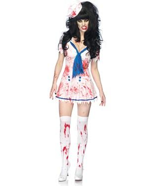 Decaying Sailor Debbie Adult Costume