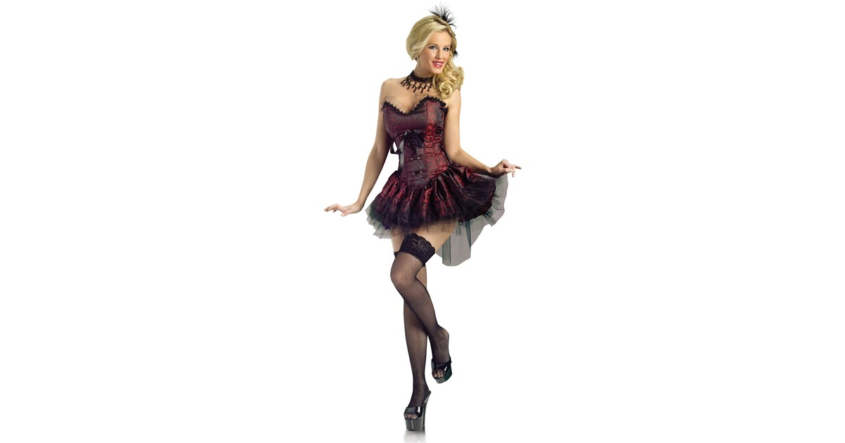 Saloon Girl Adult Costume Buycostumes Com