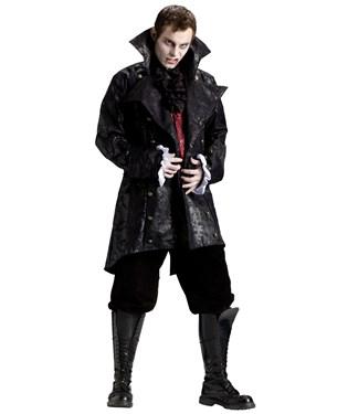 Vampire Jacket Adult Costume