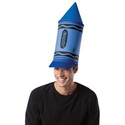 Crayola Blue Crayon Hat (Adult)