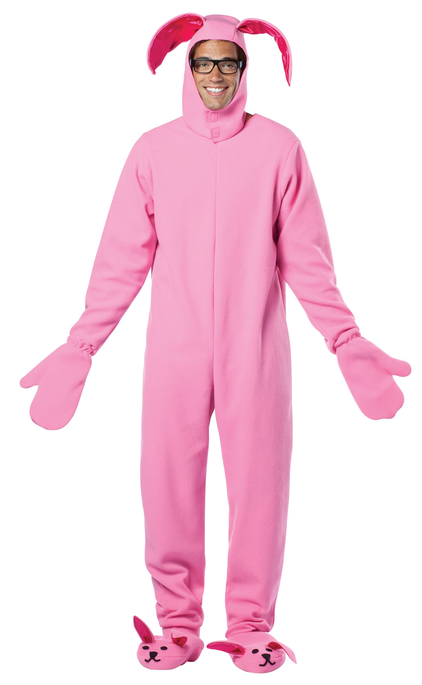 Image of A Christmas Story - Bunny Suit Adult Costume