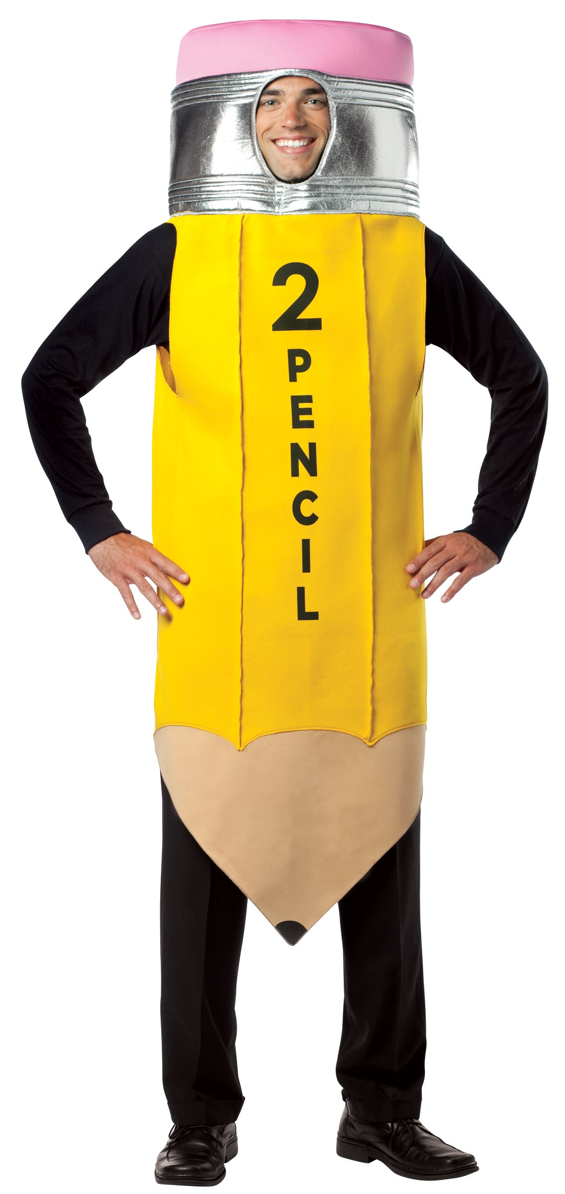 Image of 2 Pencil Adult Costume
