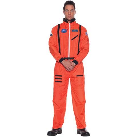Astronaut (Orange) Adult Costume