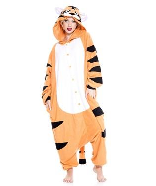 BCozy Tiger Adult Costume