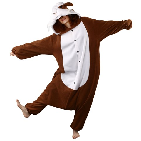 BCozy Guinea Pig Adult Costume