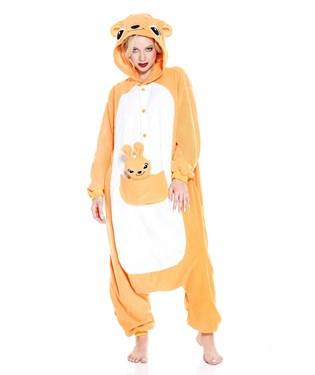 BCozy Kangaroo Adult Costume
