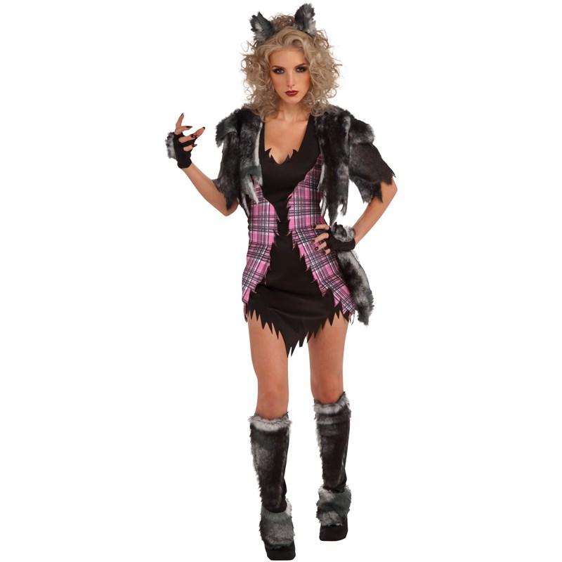 She Wolf Adult Costume for the 2015 Costume season.