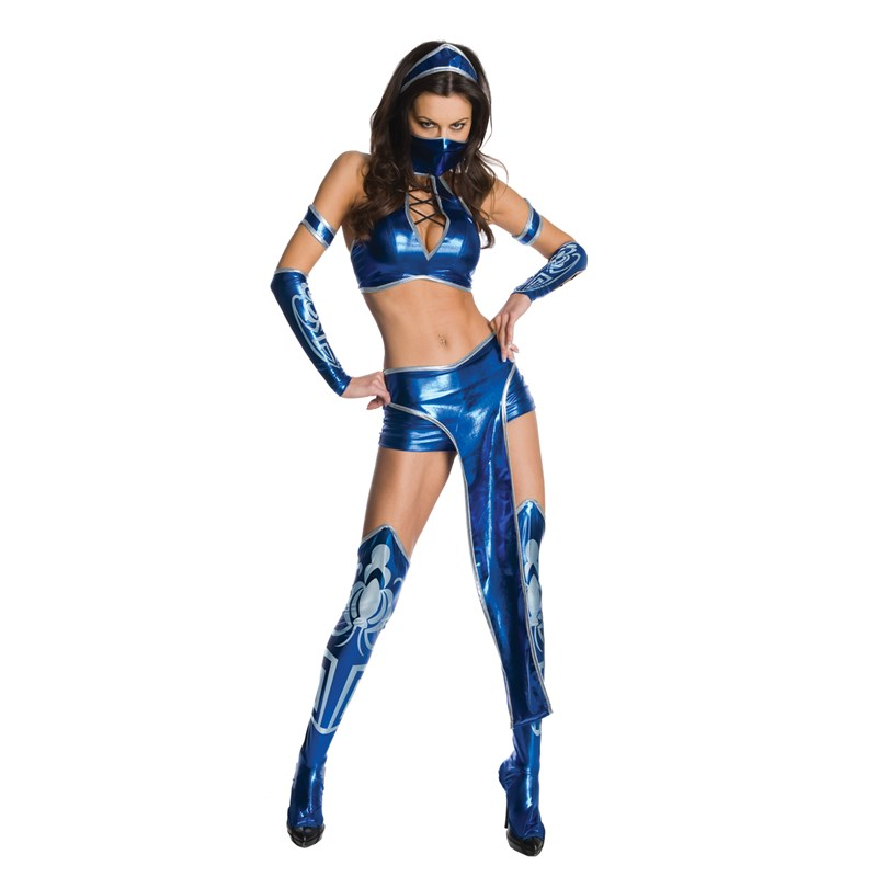 Mortal Kombat   Kitana Adult Costume for the 2015 Costume season.