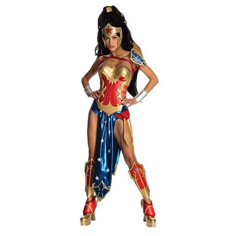 Anime - Wonder Woman Adult Costume