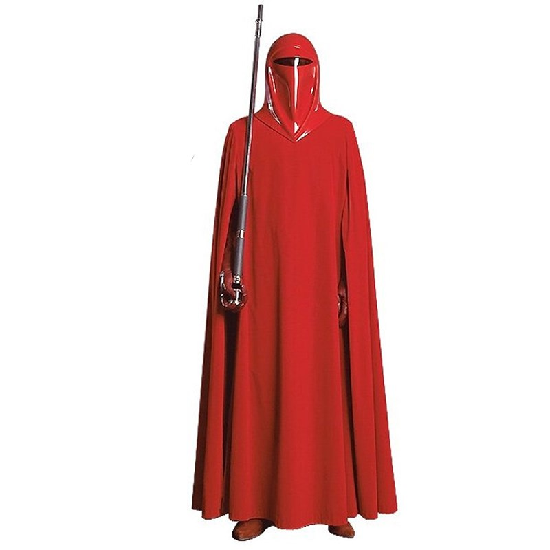 Star Wars   Supreme Edition Imperial Guard Adult Costume for the 2015 Costume season.