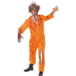 Zombie Convict Adult Costume