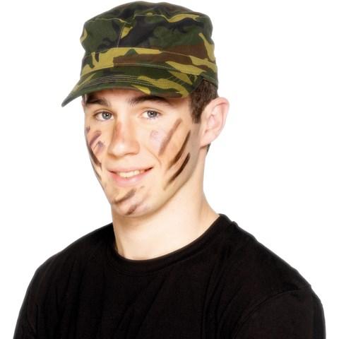 Khaki Camo Hat