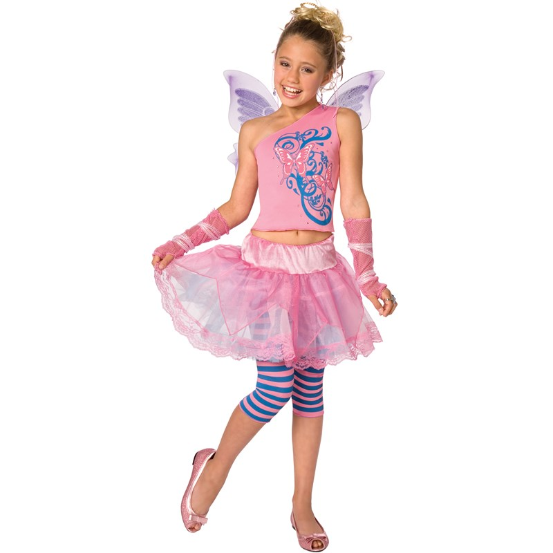 Butterfly Fairy Child Costume for the 2015 Costume season.
