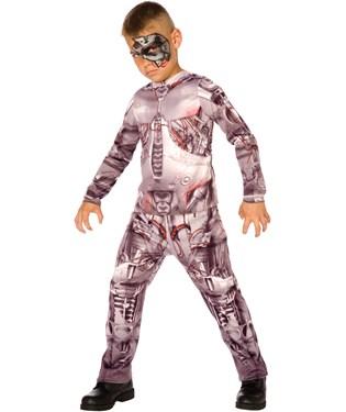 Cyborg Child Costume