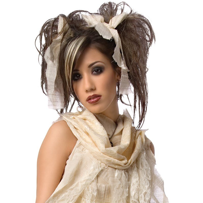 Gothic Mummy Wig for the 2015 Costume season.