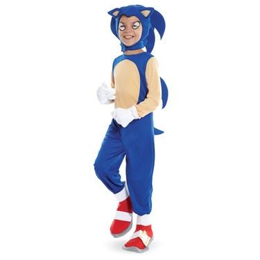 Sonic the Hedgehog - Sonic Child Costume