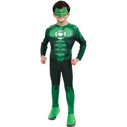 Green Lantern - Hal Jordan Muscle Child Costume